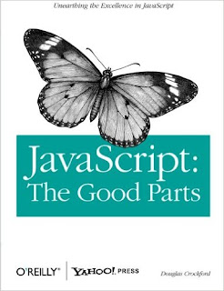 JavaScript: The Good Parts front cover
