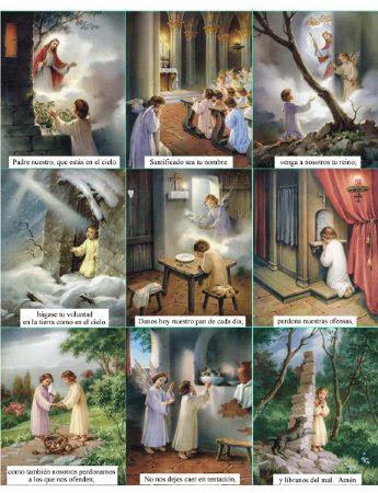 Oración del Padrenuestro
