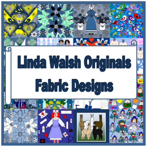 "The ""Grays"" Fabric Designs Are At Our Linda Walsh Originals Fabric Designs Spoonflower Shop"