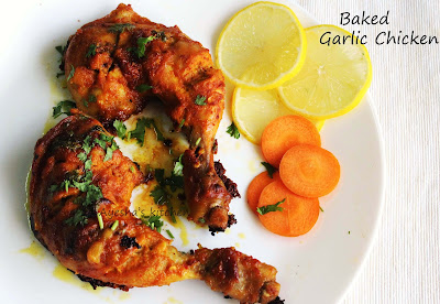 baked garlic lemon chicken dinner ides baked chicken recipes malabar recipes ayeshas kitchen