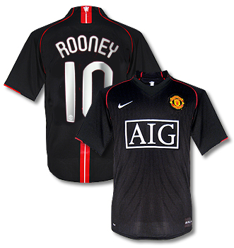sports shoes 4669e 65cb0 Manchester United Jersey 2008 Dates