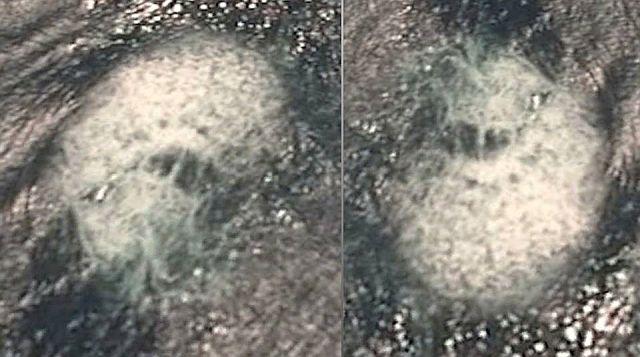 Rejtélyes tárgyat fotózott egy műhold El Salvador partjainál