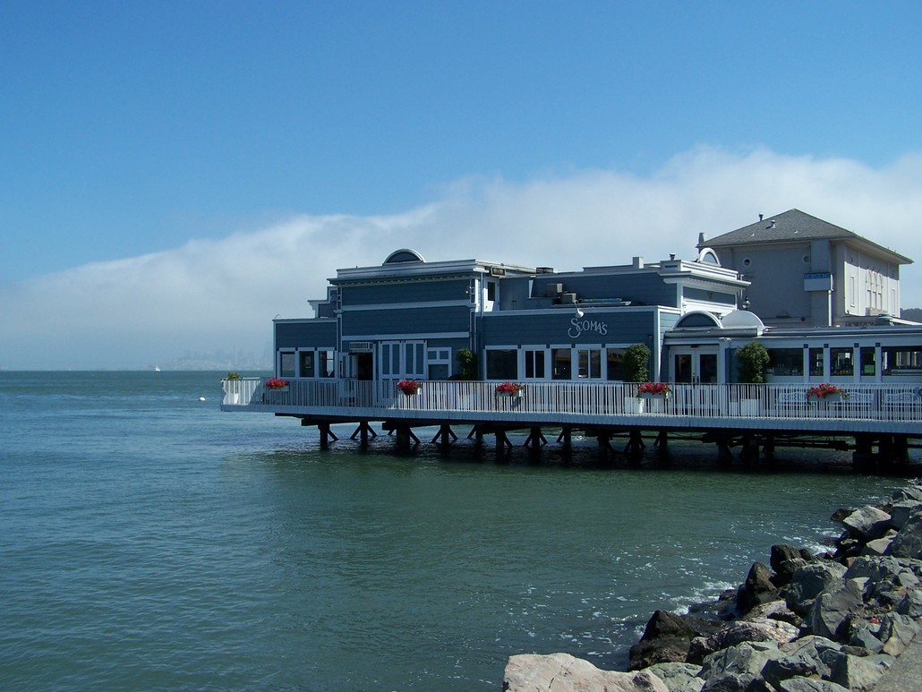 Best Lunch Restaurant Sausalito