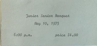 Prom Season 1975 Style