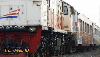 Kereta Api Bandung Yogyakarta