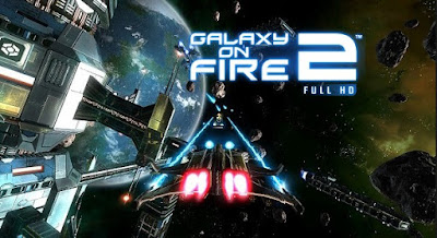 Galaxy on Fire 2 HD Apk + Data for Android