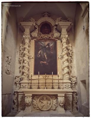 Interior Basilica di Santa Croce