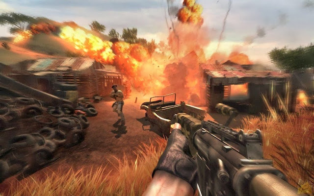 Far Cry 2 Game Game Free Download Full Version For PC
