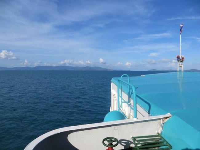 Остров Самуи с парома
