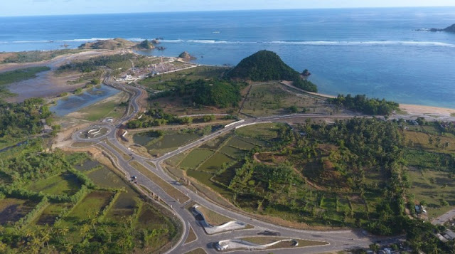 Sirkuit MotoGP Indonesia 2021 di Mandalika Lombok