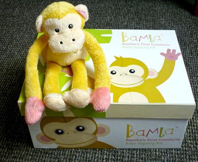 bamba baby signing kit
