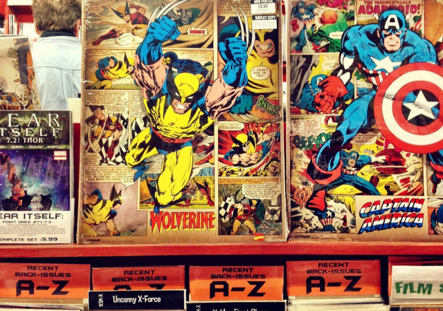 Comic Book Reader Apps