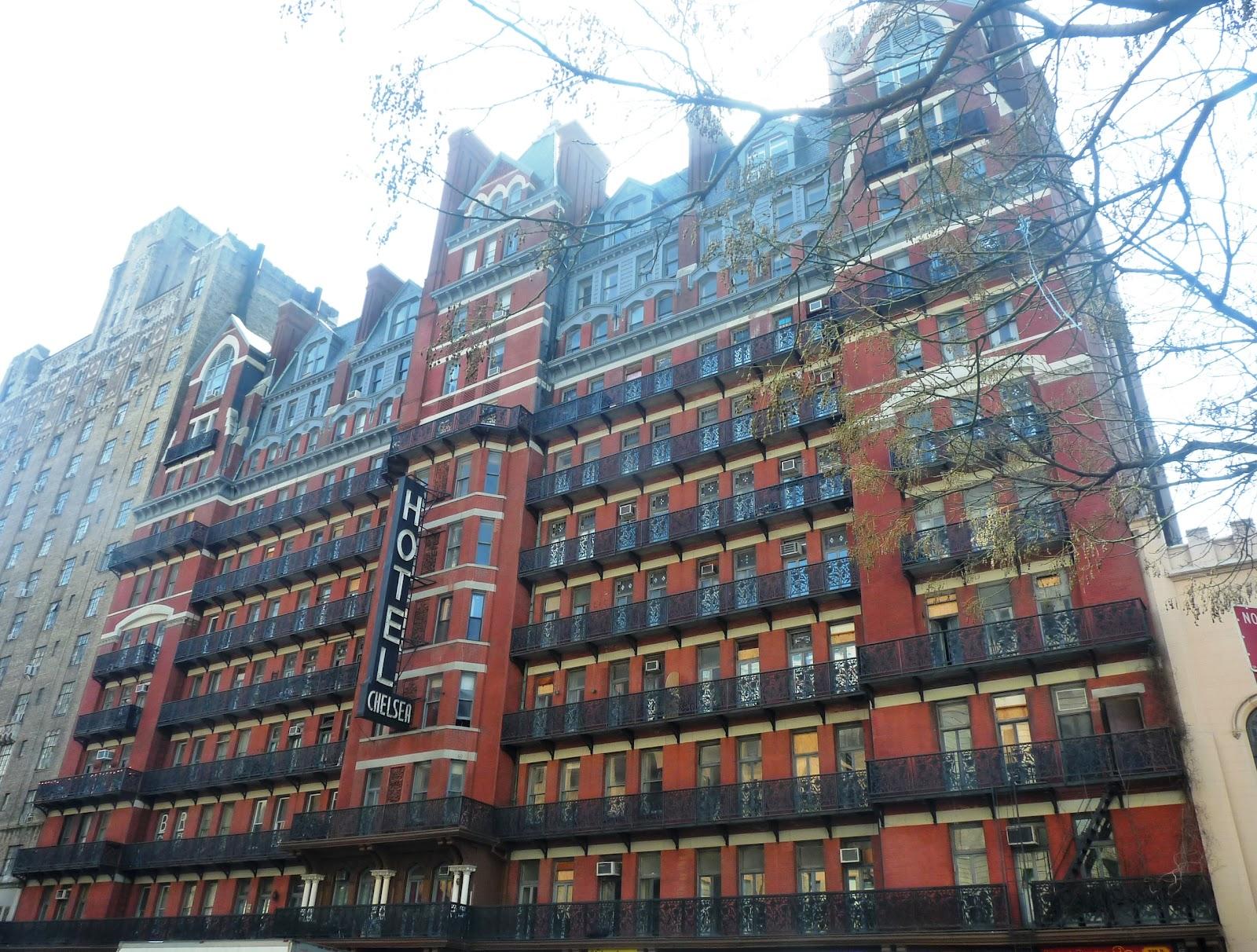 Chelsea Hotel New York Closed