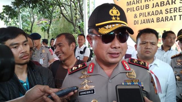 Kepala Polda Jawa Barat: Bendera yang Dibakar adalah Bendera HTI
