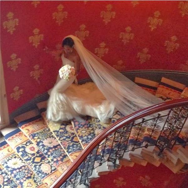 Vannessa amadi wedding