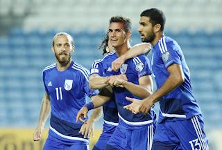 Σώθηκε η περηφάνια μας, στο 87', με κεφαλιά του ΠΙΕΡΟΥ | Γιβραλτάρ 1-2 Κύπρος