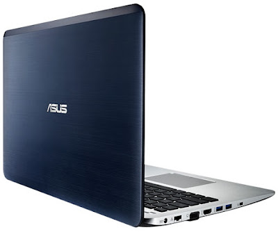 ASUS X555DG USB 3.0 HDMI and VGA ports Laptop