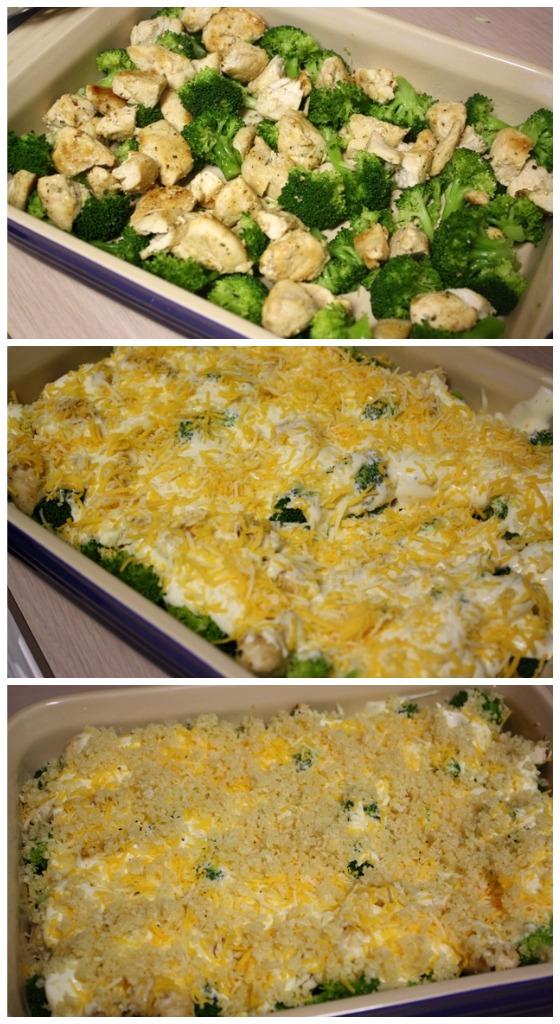Mommys Kitchen Recipes From My Texas Kitchen Chicken Divan