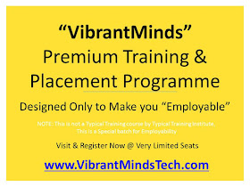VibrantMinds- Placement Assistance to Freshers