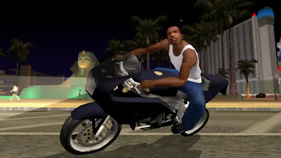 GTA San Andreas APK Mode Android Unlimited Money 2.00