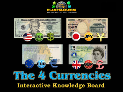 Four Currencies Game Picture