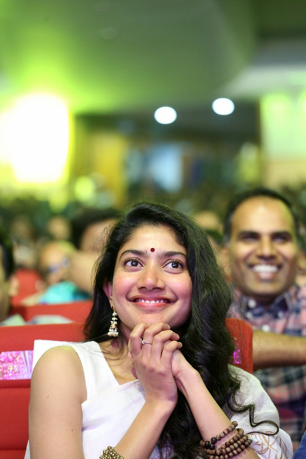 SaiPallavi at Padi Padi Leche Manasu Movie Pre Release Event Photos
