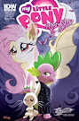 MLP Friendship is Magic #24 Comic Cover Jetpack Variant