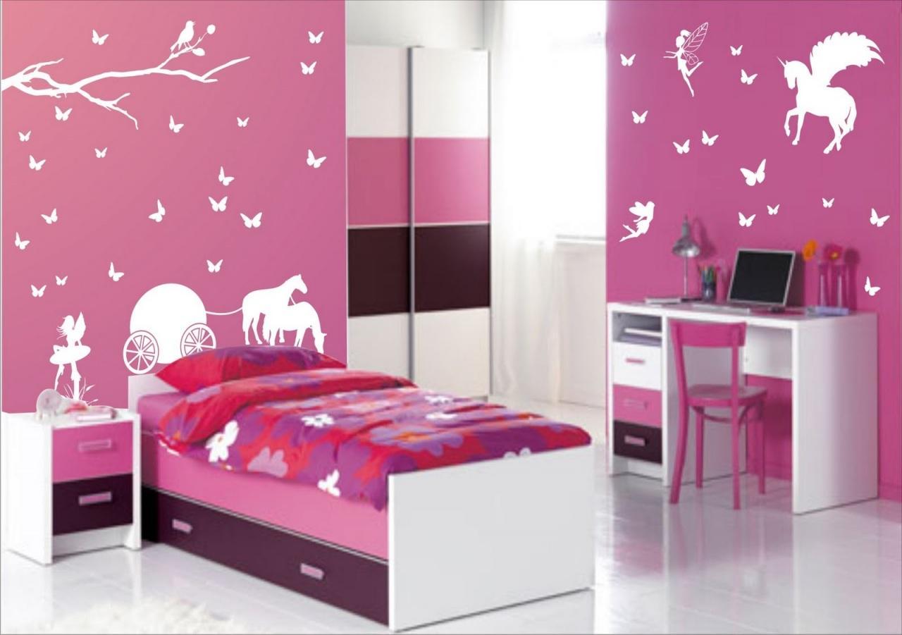 Wallpaper For Teenage Bedrooms Part - 33: Room Colors For Teenage Girl, Teenage Bedroom Paint Colors, Teenage Bedroom  Designs, Bedroom