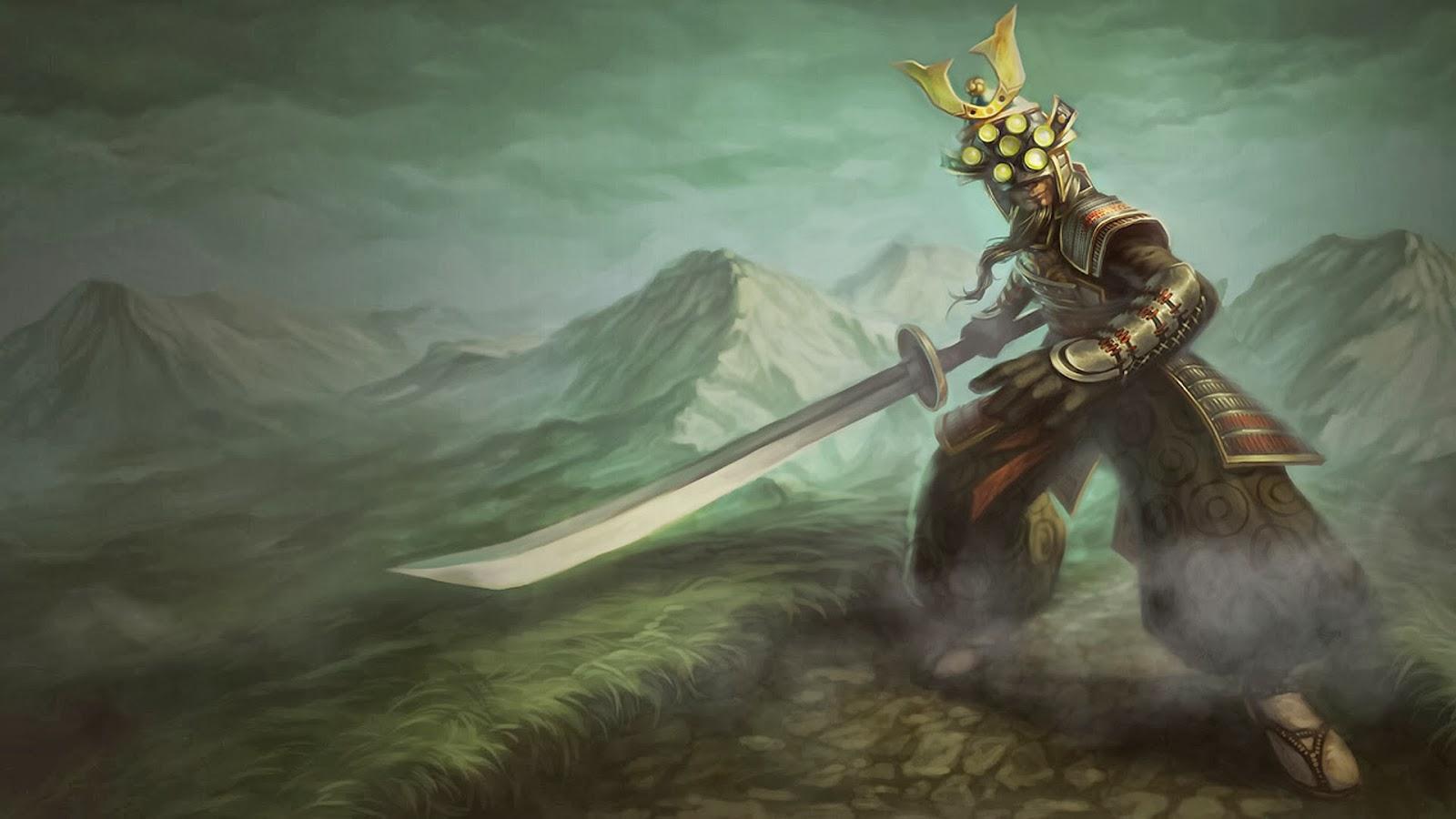 Master Yi League of Legends Wallpaper, Master Yi Desktop ...