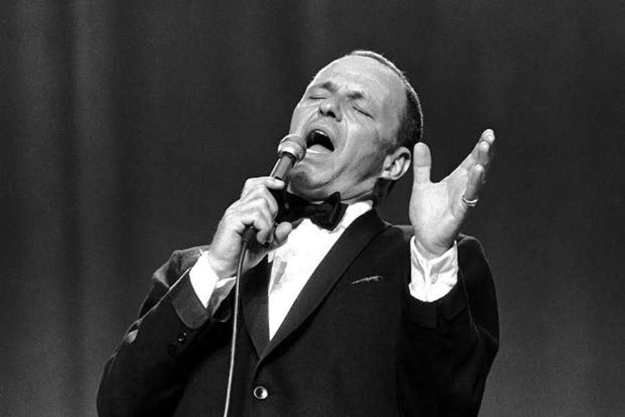 Cake Frank Sinatra Guitar Tabs