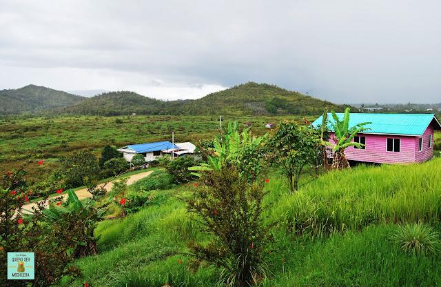 Alojamiento en Bario, Kelabit Highlands