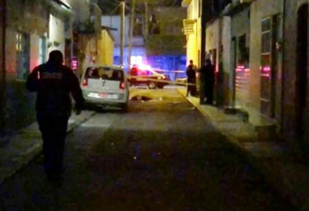Ataque armado deja tres ejecutados en Irapuato, Guanajuato