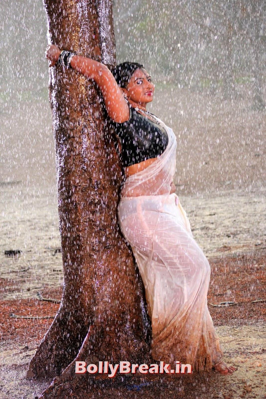 Bollywood actress tamanna hot navel show - 2 10