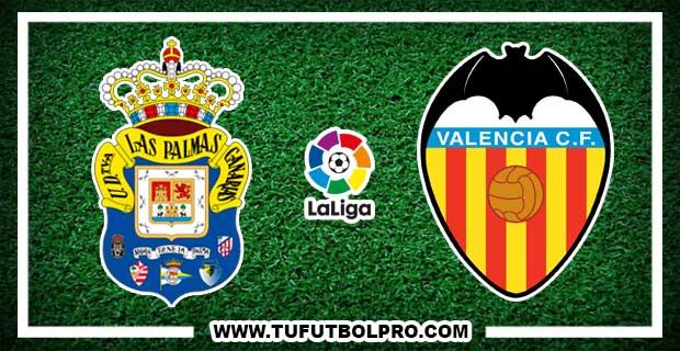 Ver Las Palmas vs Valencia EN VIVO Por Internet Hoy 30 de Enero 2017