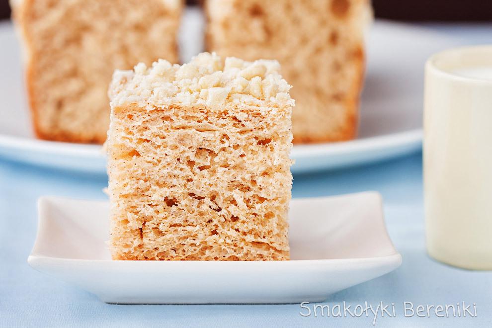 ciasto drożdżowe cynamonowe