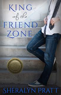 Heidi Reads... King of the Friend Zone by Sheralyn Pratt