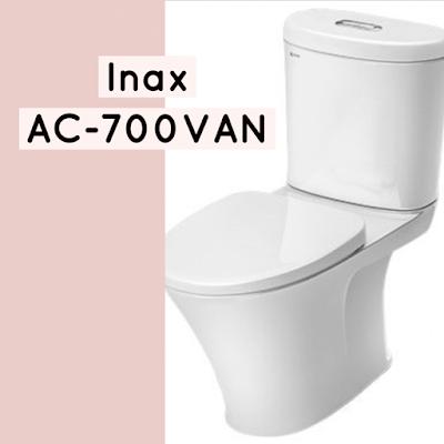 bồn cầu Inax AC-700VAN