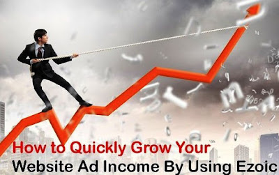 Ezoic review- Increase adsense CTR, get high CPC ads, get rid of adsense low cpc ads