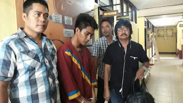Buron Sebulan, Rajib Pelaku Jambret Diringkus