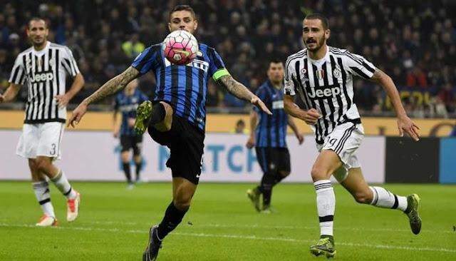 مشاهدة مباراة يوفنتوس وانتر ميلان بث مباشر بتاريخ 09-12-2017 الدوري الايطالي