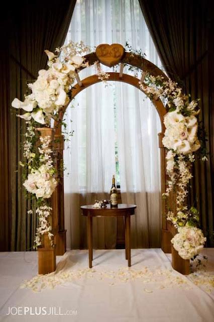 Fairmont wedding, Seattle's best wedding flowers, Fairmont Olympic Seattle wedding