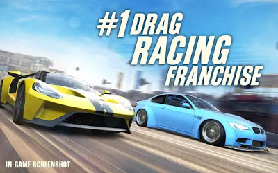 لعبة السباق CSR Racing 2 مهكرة كاملة للاندرويد آخر اصدار