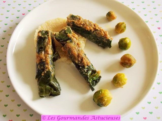 Les gourmandes astucieuses cuisine v g tarienne bio - Comment cuisiner les choux de bruxelles ...