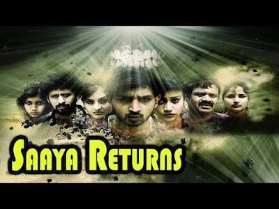 Saaya Returns (2015) Hindi dubbed HD