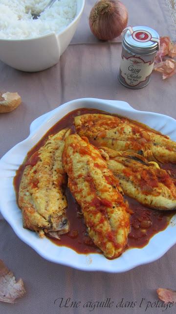 Kari des Birvideaux poisson