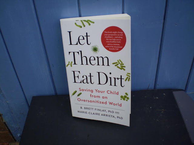 Let Them Eat Dirt Book