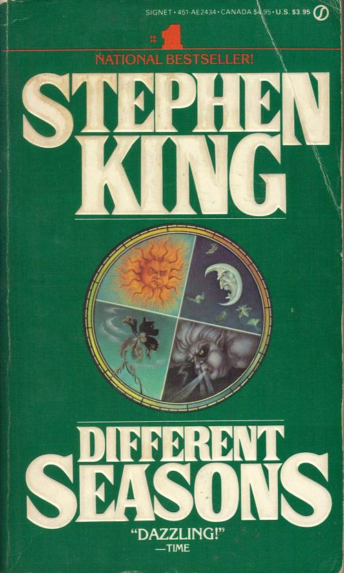 Too Much Horror Fiction Stephen King The Signet