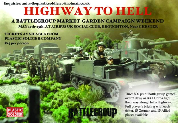 Battlegroup Campiagn Weekend 2018 Event_poster