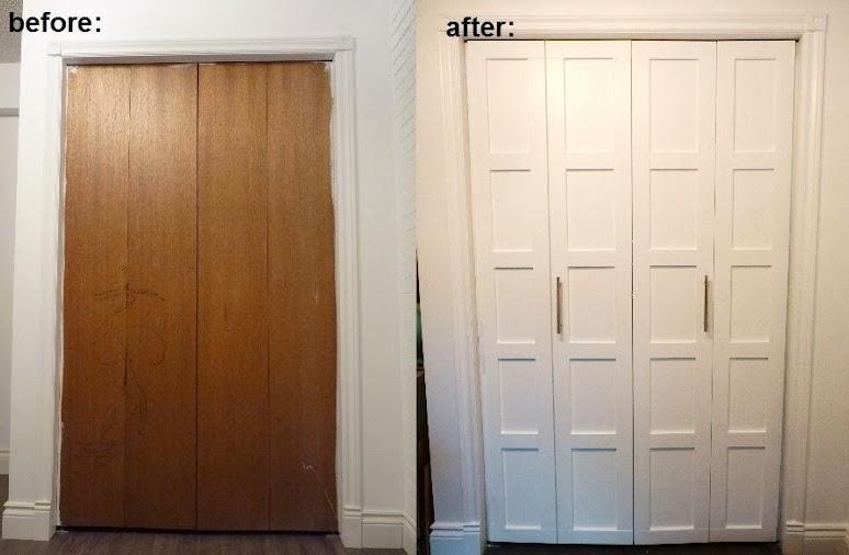 Closet Door Track Repair Home Decor