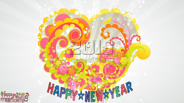 New Year 2019 Uncommon Greetings Photos